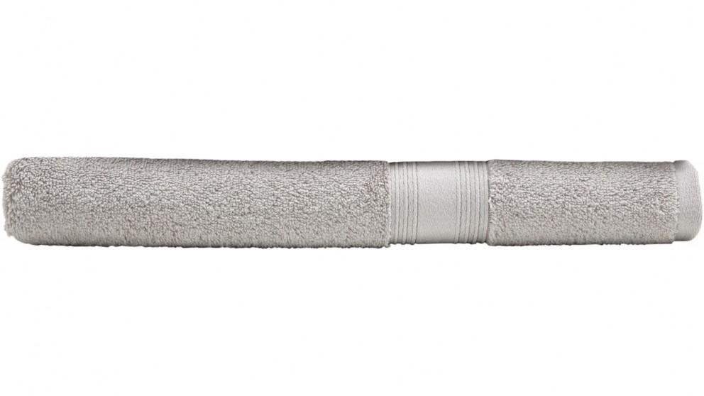 Quick Dry Luxury Queen Towel - Silver