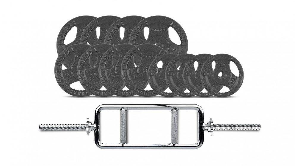 Cortex Tri Bar Standard Weight Set - 40kg