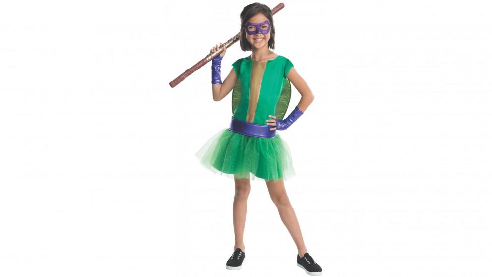 TMNT Donatello Tutu Dress