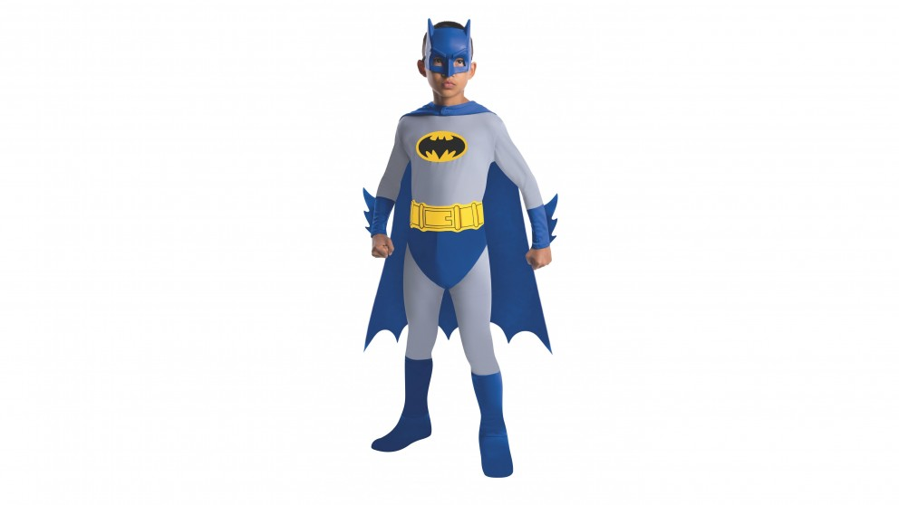 Batman Brave And Bold Classic Costume