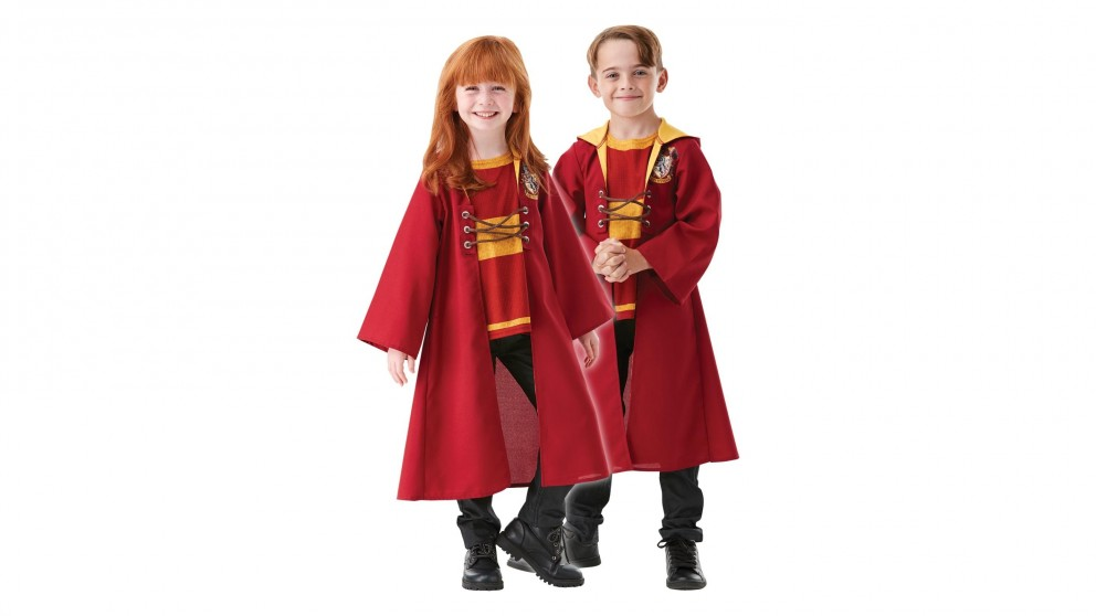 Quidditch Hooded Robe