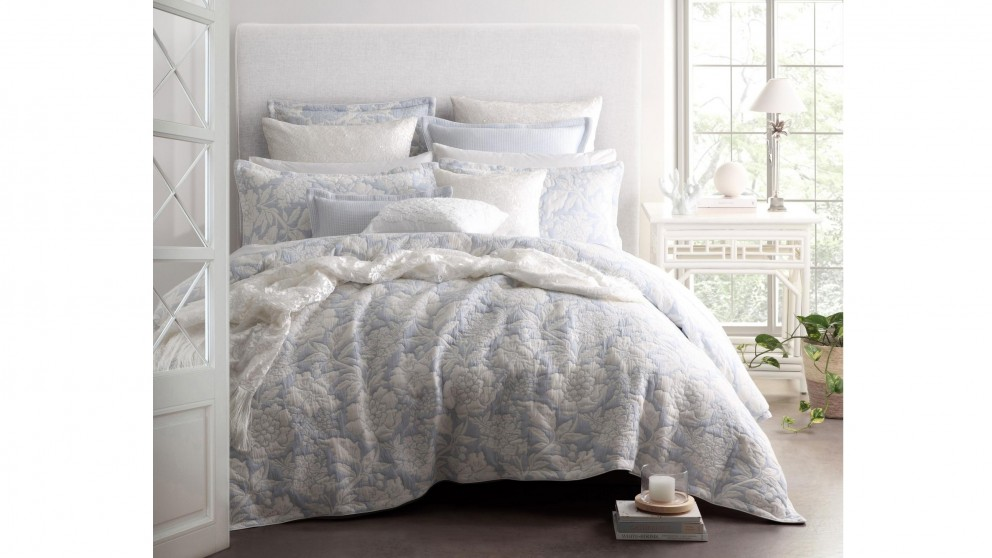 Bethany Sky Super King Quilt Cover Set