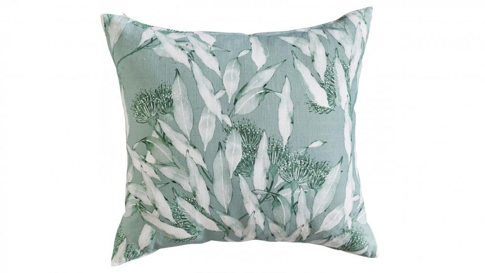 Leura Green Cushion