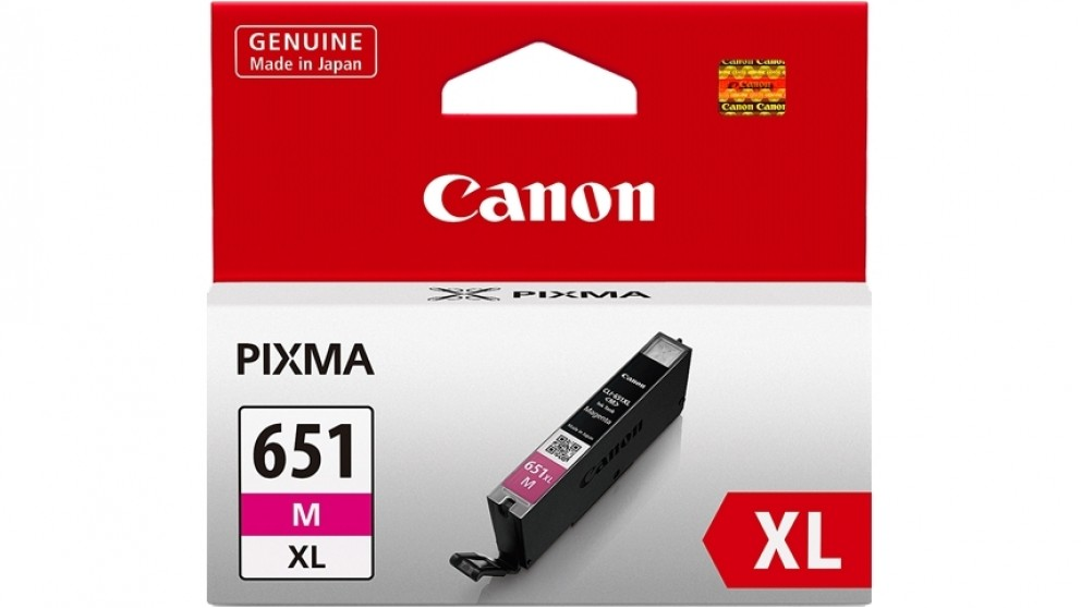 Canon High Yield InkJet Cartridge - Magenta