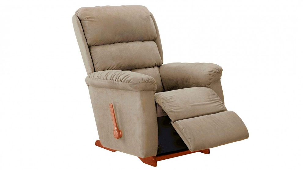 Grand Rapids XL Fabric Rocker Recliner