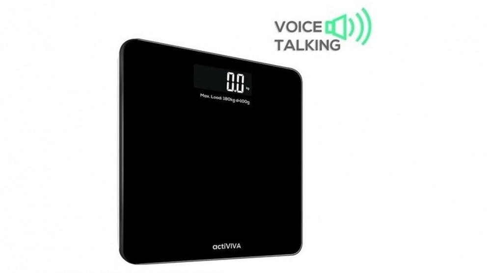 Mbeat Activiva Digital Voice Talking Scale