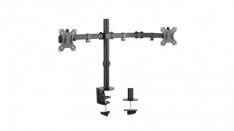 Activiva Dual Screen Double-Joint Monitor Arms