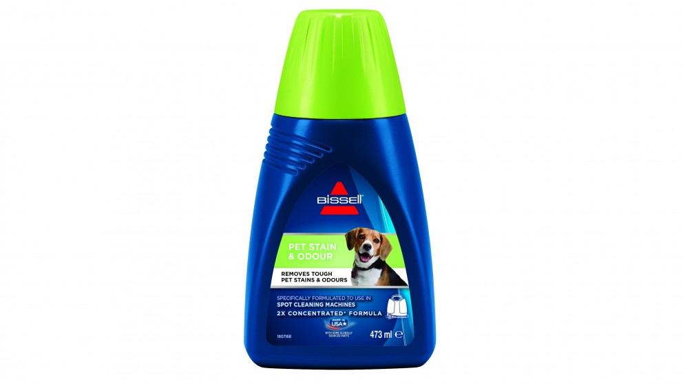 Bissell Spot Clean Pet Stain & Odour Formula Deep Cleaner