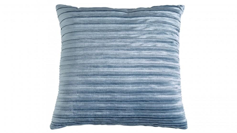 L'Avenue Constance Blue Cushion