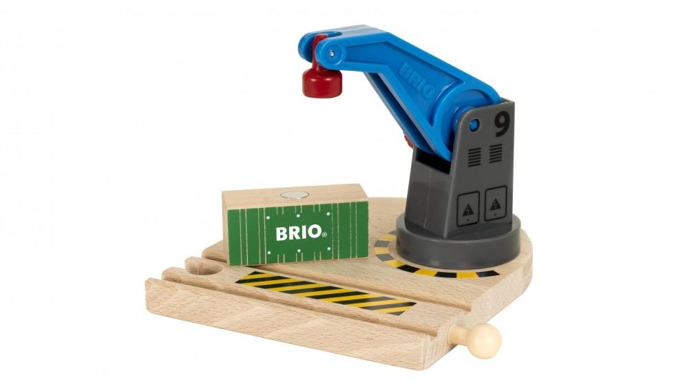 BRIO Crane - Low Level Crane, 2 pieces