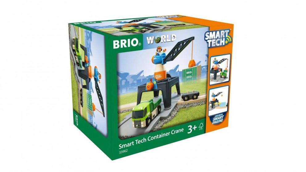 Brio Smart Tech - Smart Tower Crane
