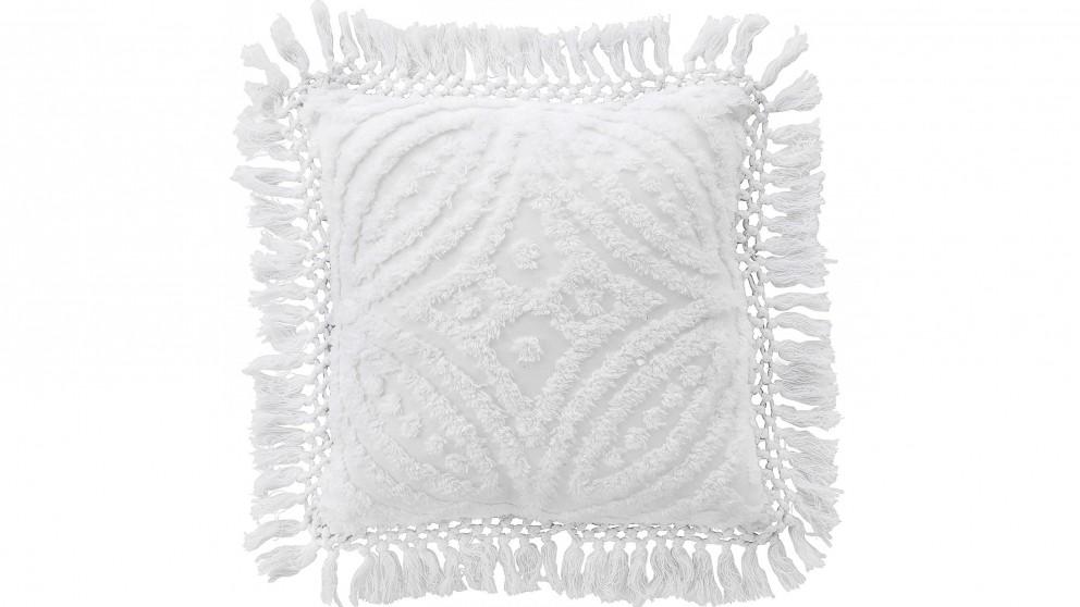 Savannah White Cushion