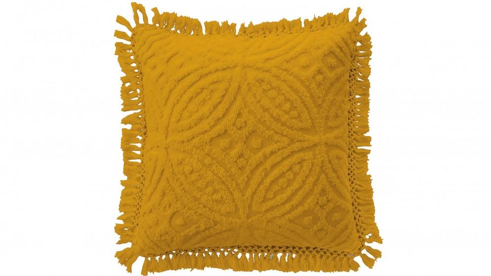 Savannah Mustard Cushion