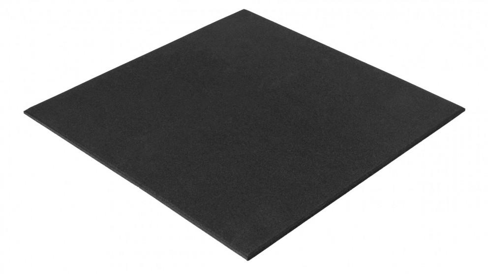 Sumo Strength Home Black Gym Tile - 1000x1000x15mm