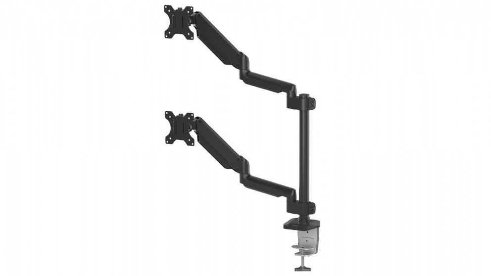 Fellowes Platinum Series Monitor Arm - Dual Stacking