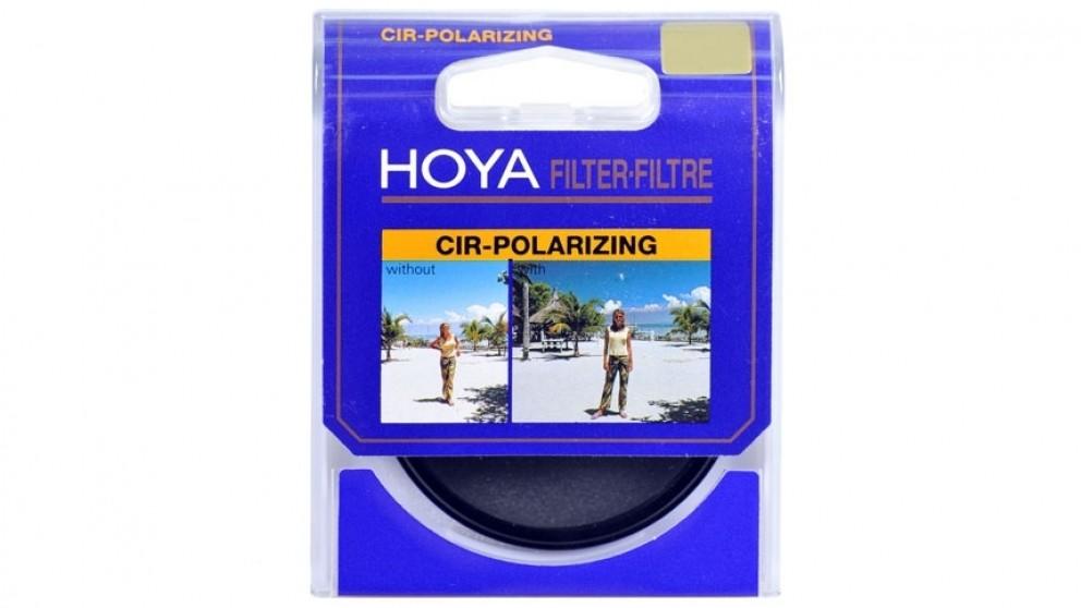 Hoya Circular Polarizing Camera Lens Filter - 72mm