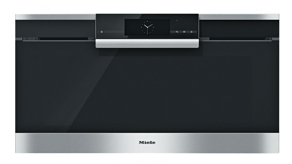 buy miele h6890bp pyrolytic oven 900mm harvey norman au. Black Bedroom Furniture Sets. Home Design Ideas