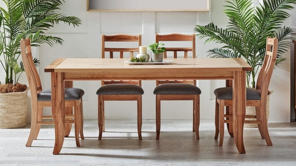 Montrose Natural Dining Table