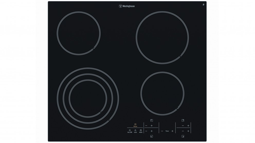 Westinghouse 600mm 6 Zone Ceramic Electric Cooktop