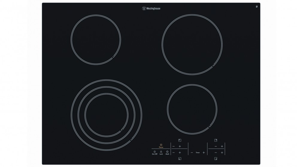 Westinghouse 700mm 6 Zone Ceramic Electric Cooktop