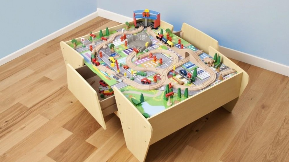 PLUM Activity Track and Train Table