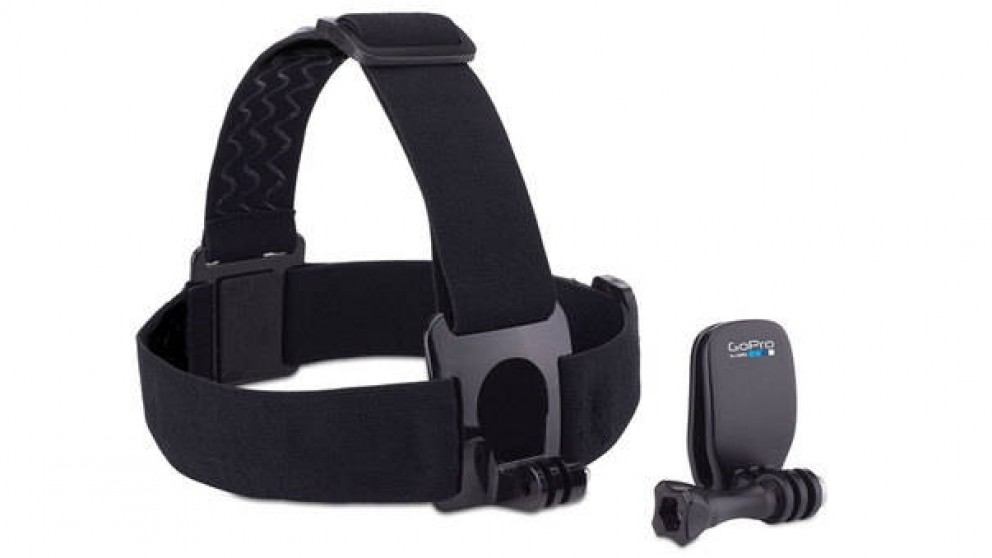 GoPro Headstrap Quick Clip Mount