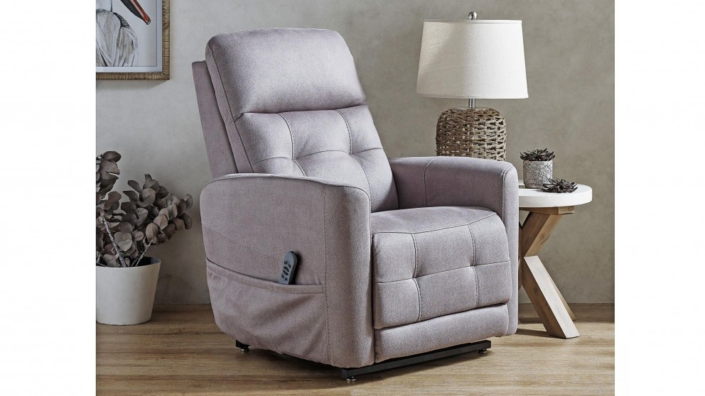 Solace Lift Chair - Dove