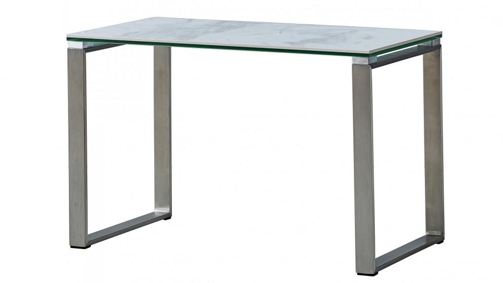 Arena Lamp Table - Cream