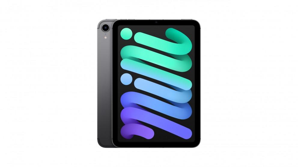 Apple iPad mini Wi-Fi + Cellular 256GB (6th Generation) - Space Grey