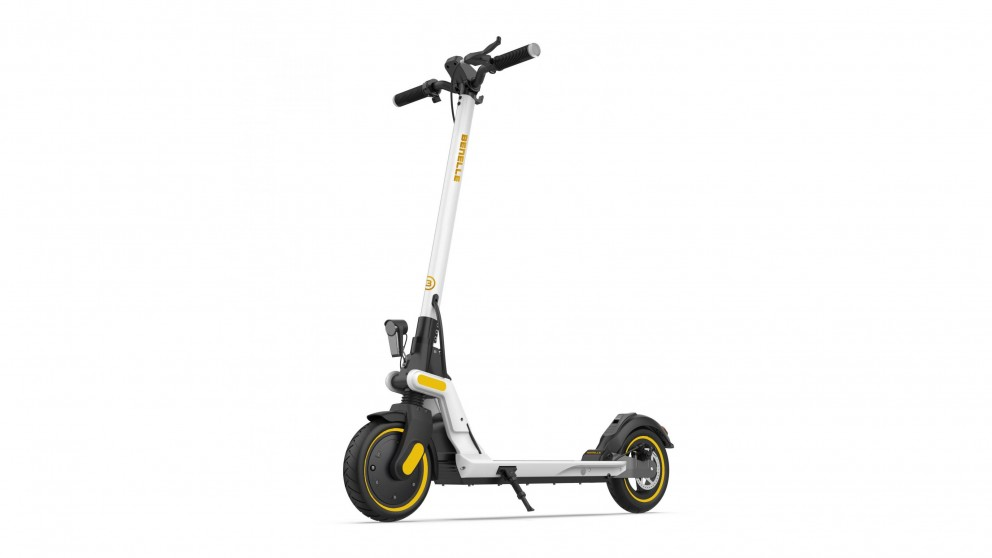 Benelle S500W S-Series Electric Scooter - Arctic White