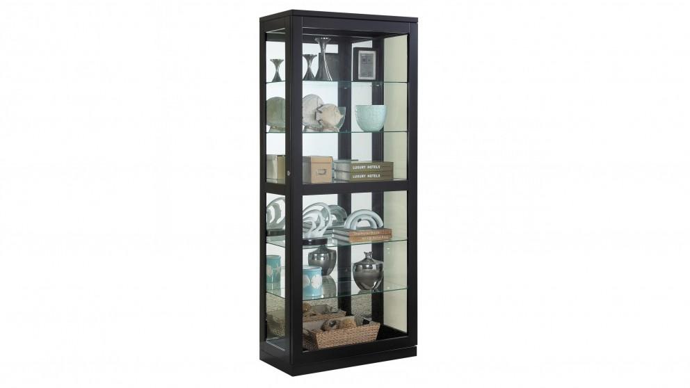 Daytona Display Cabinet - Black