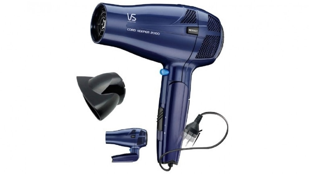 VS Sassoon Cord Keeper 2000 Hair Dryer