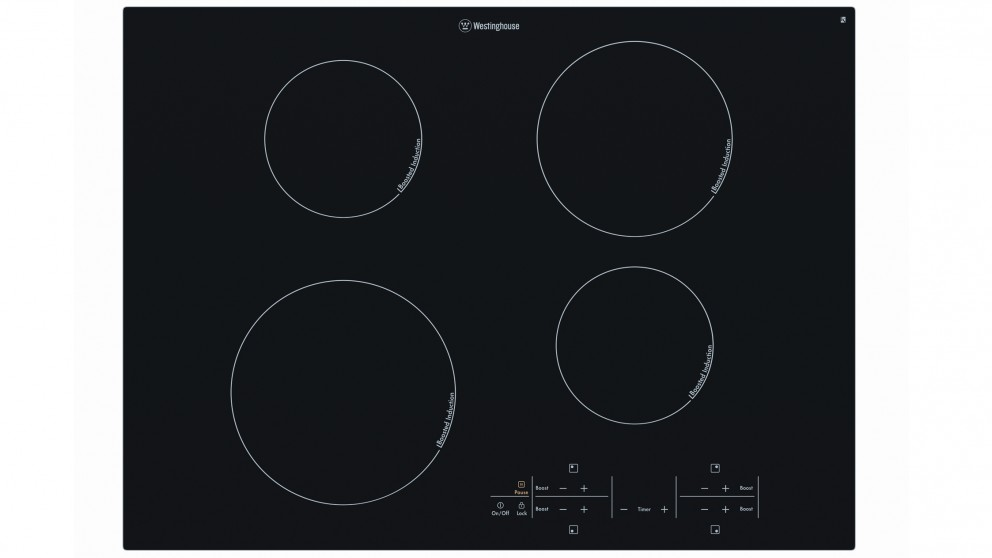 Westinghouse 700mm 4 Zone Induction Cooktop