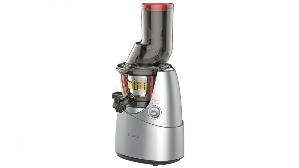 Kuvings Whole Slow Juicer Silver : Buy Kuvings Whole Fruit Slow Juicer - Silver Harvey Norman AU