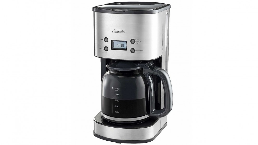 buy sunbeam aroma drip coffee machine harvey norman au