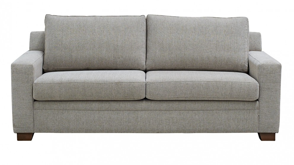Buy Luca Queen Fabric Sofa Bed Harvey Norman Au