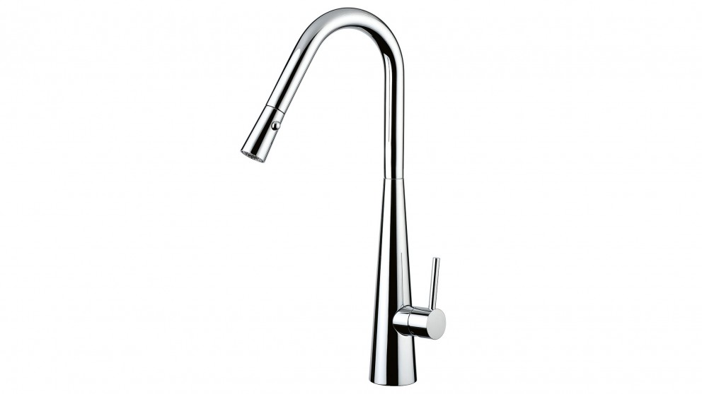 Linsol Aria Kitchen Mixer With Pull-out Hose