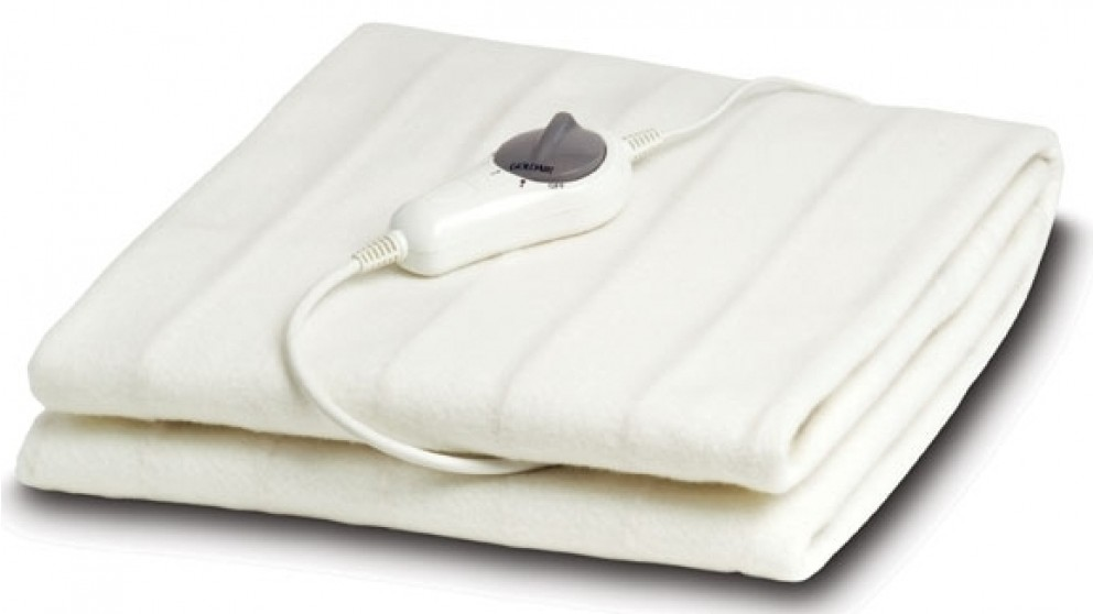 Goldair Flat Electric Blanket   Small Single