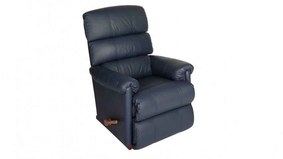Rialto Leather Rocker Recliner  sc 1 st  Harvey Norman & Rialto Leather Rocker Recliner - Recliner Chairs - Living Room ... islam-shia.org