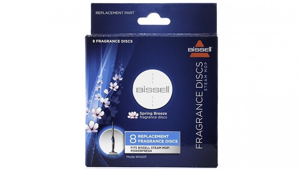 Bissell PowerFresh Steam Mop Replacement Scent Discs