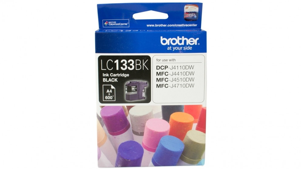 Brother LC-133BK Ink Cartridge - Black