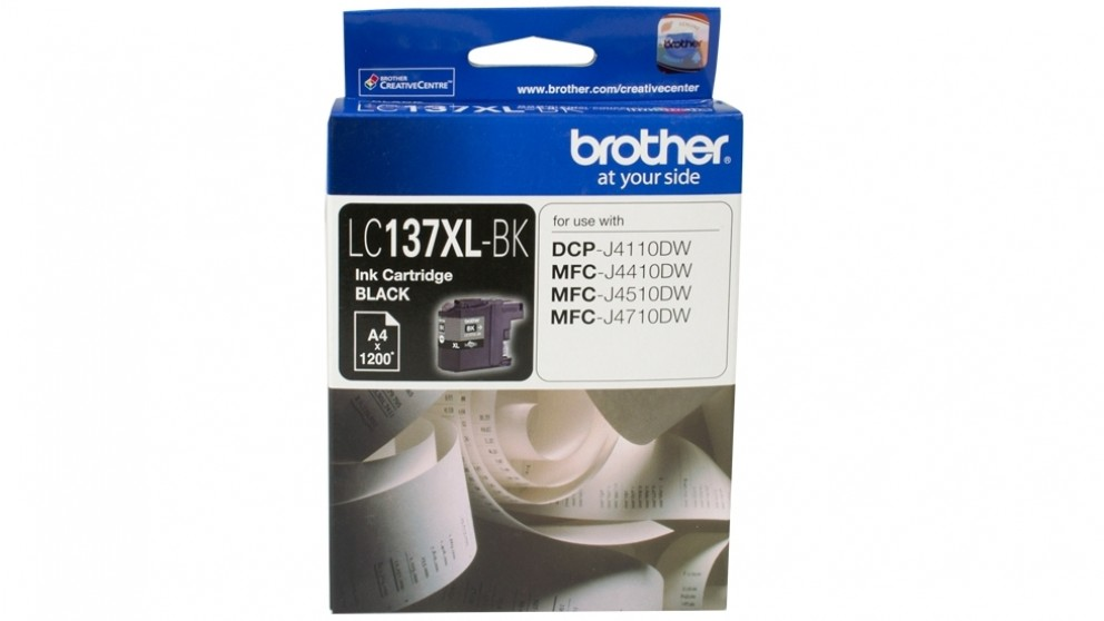Brother High Yield InkJet Cartridge - Black