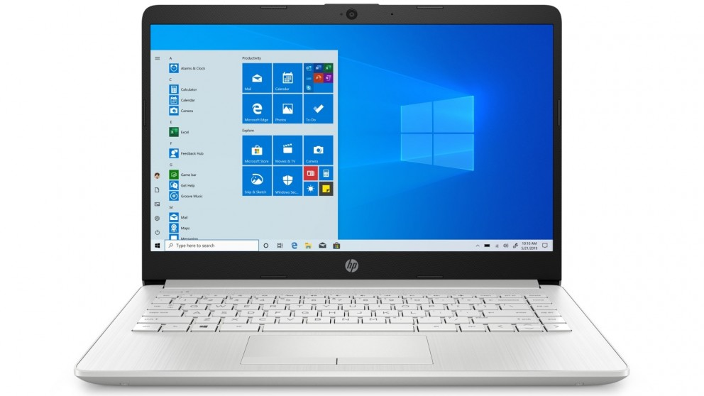 HP 14-inch Athlon-3050U/8GB/256GB SSD Laptop