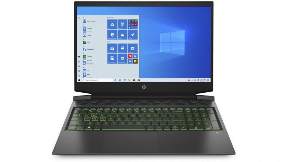 HP Pavilion 16.1-inch i5-10300H/8GB/256GB/GTX1650 4GB Gaming Laptop