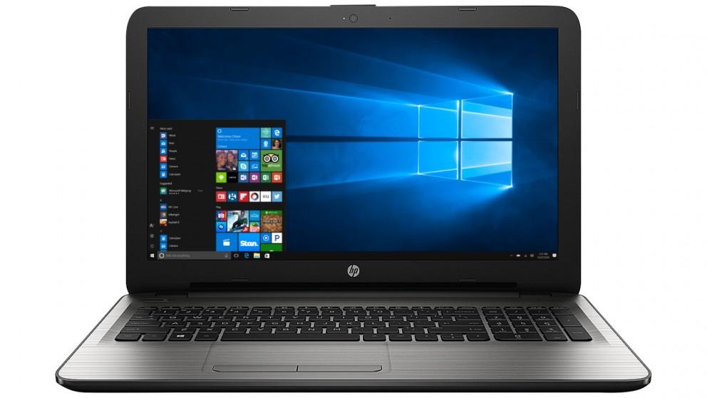 HP 15-AY148TU 15.6u0026quot; Laptop - Turbo Silver - Laptops - Computers - Computers u0026 Tablets : Harvey ...