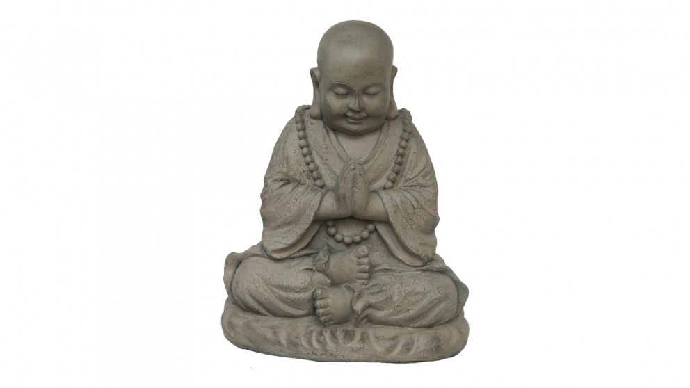 Blessing Happy Buddha Garden Feature