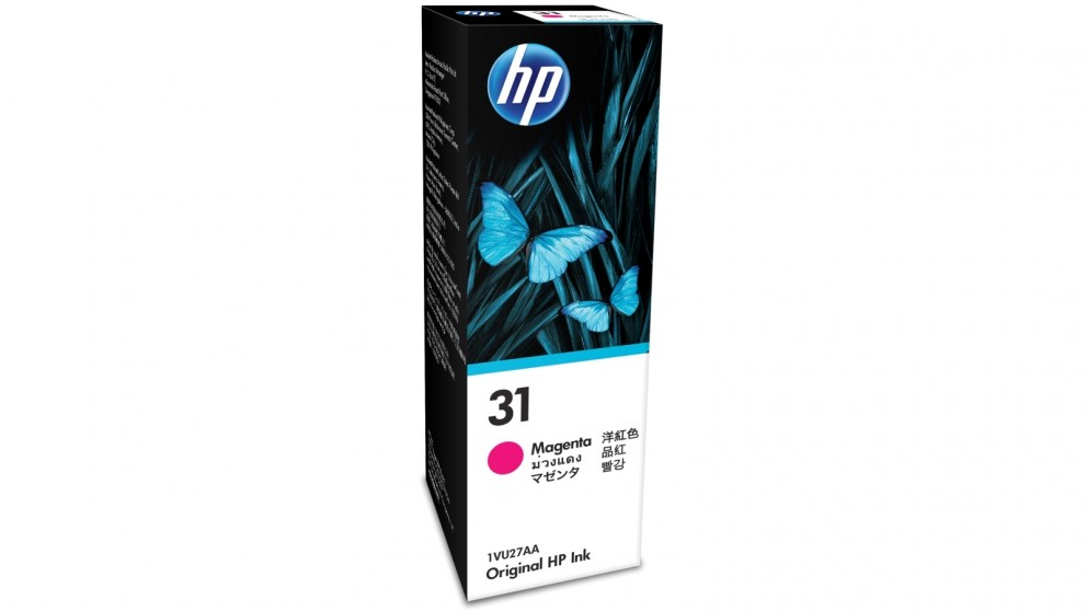 HP 31 Magenta Original Ink Bottle