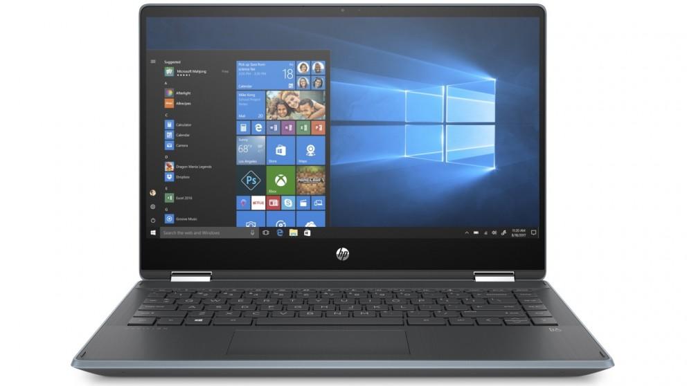 HP Pavilion x360 14-inch Pentium-5405U/8GB/256GB SSD 2 in 1 Device
