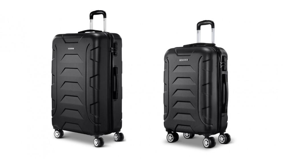 Wanderlite Travel Luggage - Black