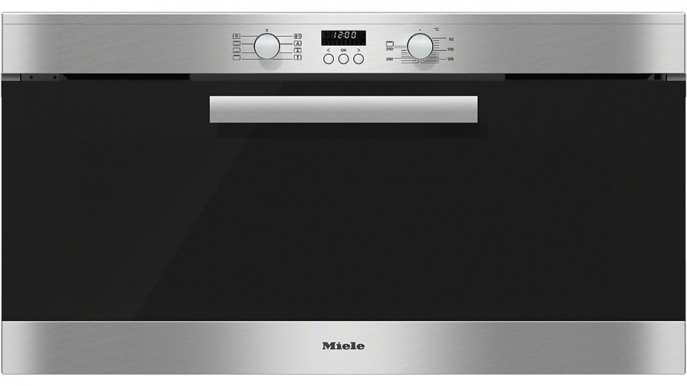 Miele 900mm CleanSteel Electric Oven